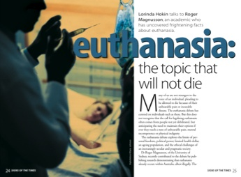 physician assisted euthanasia is beneficial for Physician-assisted suicide entails making lethal means available to the patient   supporters of physician-assisted suicide say that it carries the added benefit of.